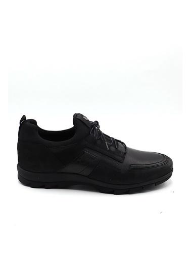 La scada 12362 Sıyah Erkek Spor Ayakkabı Siyah